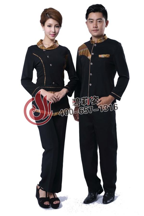 餐厅服务员服装